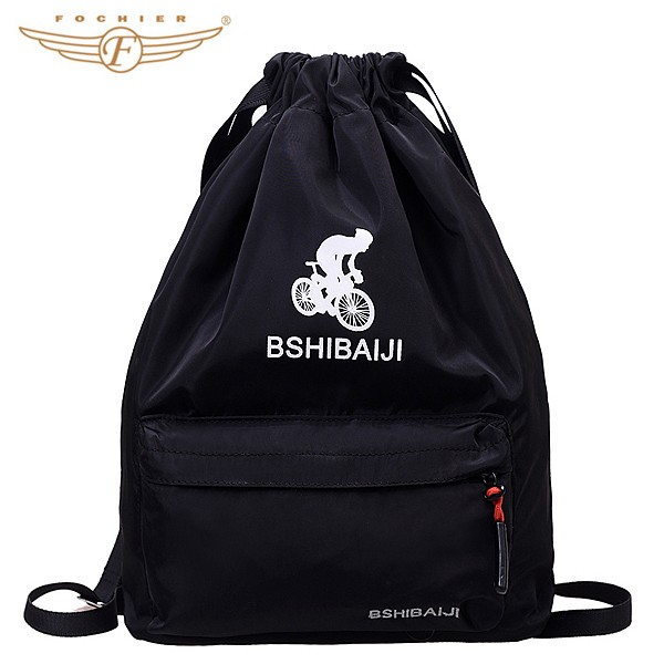 sports string backpack bag