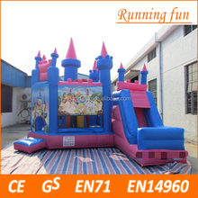 Guangzhou CE inflatable castle juegos inflable,inflatable air castle for sale