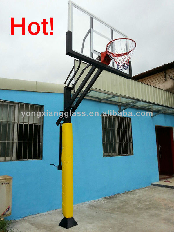 basketball stand set