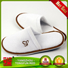 Disposable hotel towel slippers washable Custom Disposable Terry Slippers