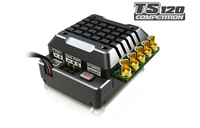 SKYRC Toro TS120A brushless esc controller upgrade version metal 120a ESC with aluminum case for 1/10 1 10 scale truck buggy car