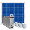100 W House Solar Panel Systems Solar Energy System