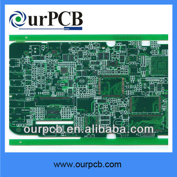 high quality card reader printed circuit board made in china
