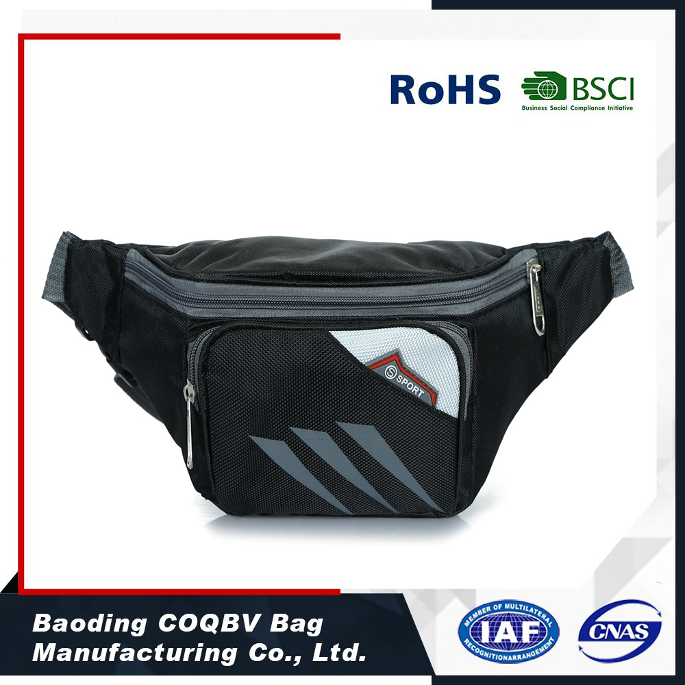 COQBV High Quality Fashion Waist pack running Sport Waist Bag