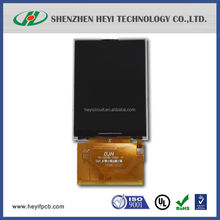 2.8 inch 2.8 Voltage TFT LCD module with 4-led blacklight