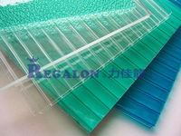 6mm Polycarbonate Hollow Sheet