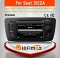 HIFIMAX Android 4.4.4 touch screen car radio for SEAT IBIZA (2009-2013) car dvd player