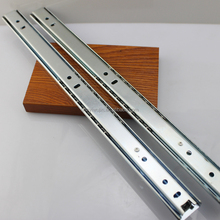 single extension mini ball bearing small drawer slide