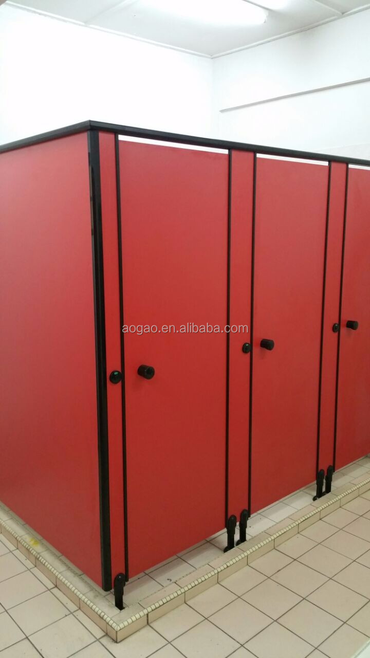 formica laminate toilet partition cubicle