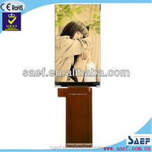 "4.63"" tft mobile phone lcd inch tft lcd module portrait type 480*854 dots without TP TFT"