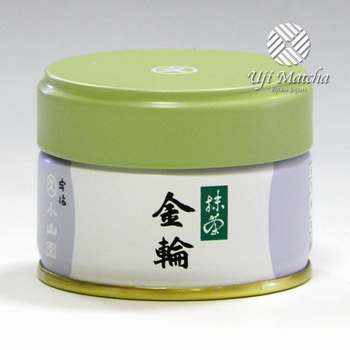 Marukyu Koyamaen KINRIN 20g tin Kyoto Uji Matcha Japan's top-grade brand matcha for tea ceremonies