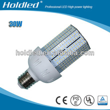 Energy saving led bulb 3200lm E40/E27 30W high power led cron light (replace CFL 200W)
