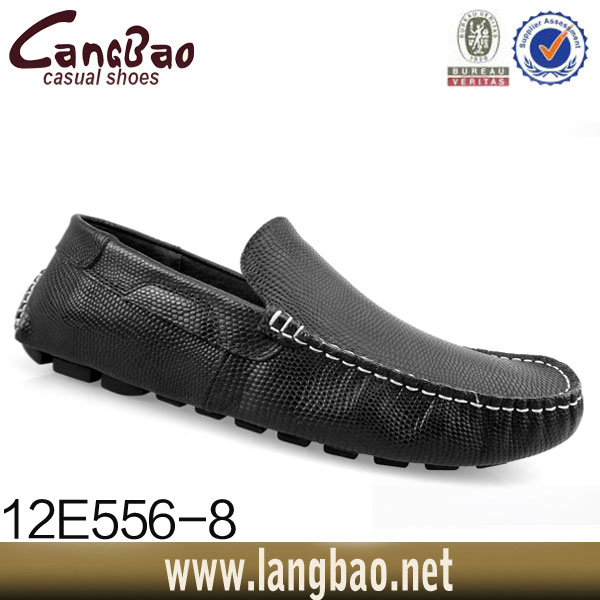 Leather Shoe Manufacturer in alibaba loafer shoes men
