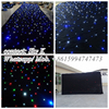 south america market hot sale led star curtain light used in home