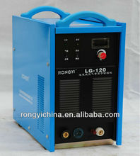 Shanghai Rongyi LG120 IGBT Inverter pilot arc Air plasma cutting machine