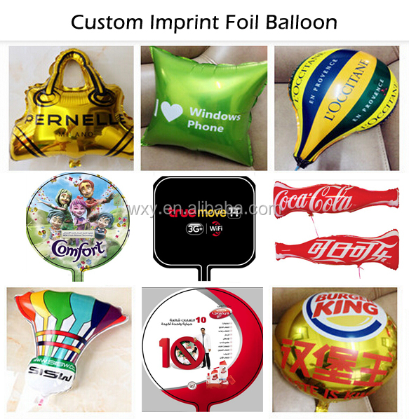 Children Toys Mini Number 1 For birthday party decoration foil balloon