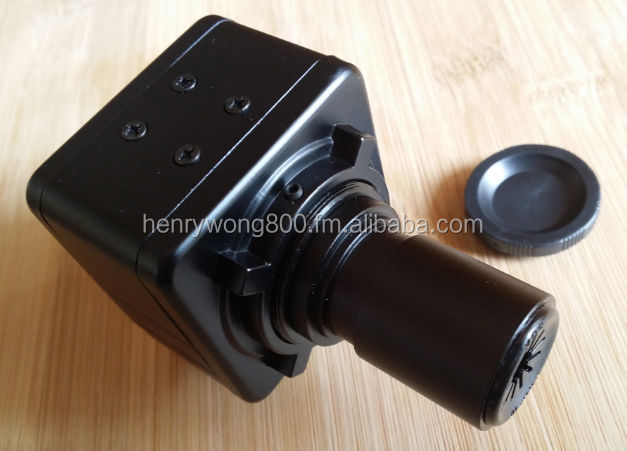 1.3 Mega Pixel USB2.0 Digital Eyepiece with Adapters for any Microscope