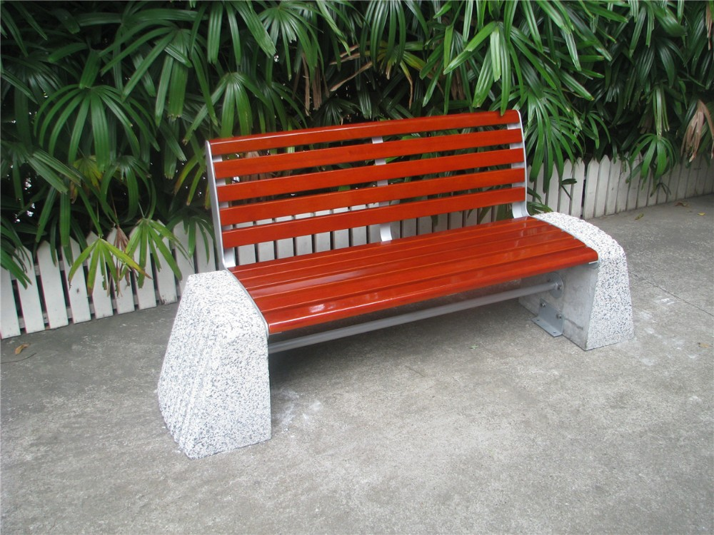 Ergonomic Cement Benches In The Garden Stone Seat Buy Benches In
