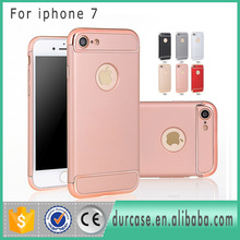 Manufacturer 2 in 1 Mobile Phone Case For Apple iPhone 7,Imitation Official TPU PC Combo Phone Case Cover For iphone7 i7