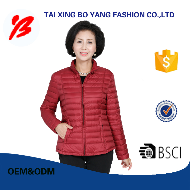 personal winter garment OEM and ODM man