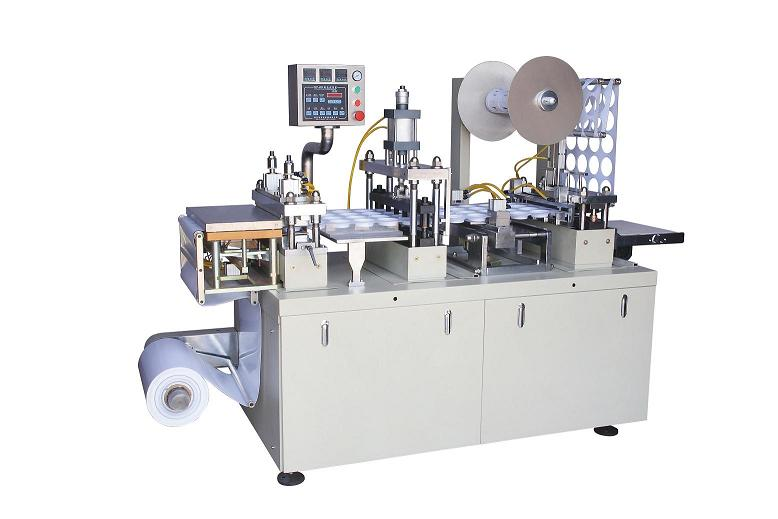 DP-420 4.6KW High Speed Auto Mini Thermoforming Machine