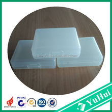 small clear plastic packaging boxes,plastic cosmetic box,make-up sponge box