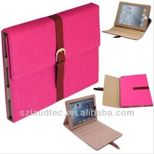 Book Stand PU Case For iPad Air For iPad 5