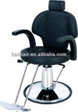 black color classic barber chairs HZ8713 for hair salon