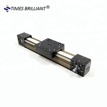 <strong>belt</strong> drive linear sliding table module <strong>belt</strong> sliding block module high speed CNC Linear guide