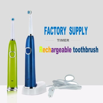 High quality electric tooth brush electronic rechargeable tooth brush