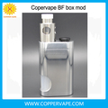 2016 Bottom feeder bf mod bf rda tc box mod great flavour rose gold vape mod clone