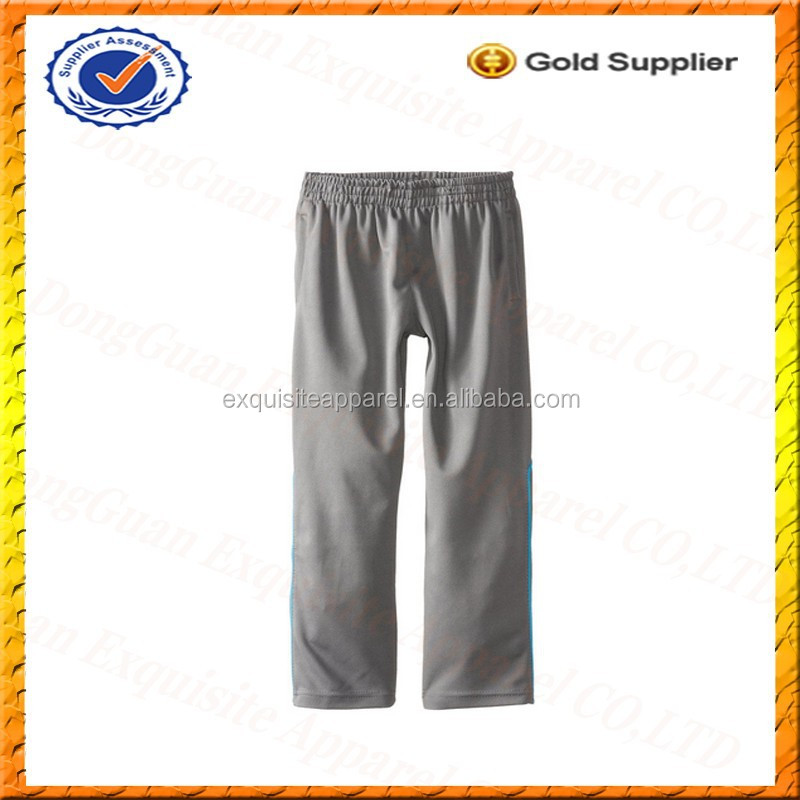 Custom Dry Fit Boys Training Pant Sports Boys Track Pants New Style Boys Pants Wholesale