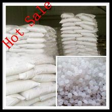 Virgin recycled HDPE Resin Granules Hollow Blowing Molding Grade