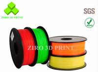 Hot Selling High precision best 3D printer filament ABS/PLA/NYLON/WOOD etc. supplies for DIY 3d printers