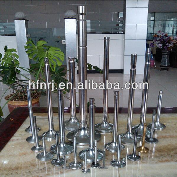accessories for car auto spare part internal combustion engine valves intake and exhaust valve for automobile car