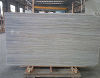 Imported Wood Grain Marble Stone Of Putin Wood Marble Greece White Stone Slabs Tiles