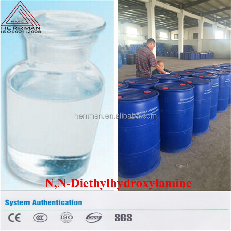 Chinese factory price Good quality polymerization inhibitor N,N-Diethylhydroxylamine(DEHA)