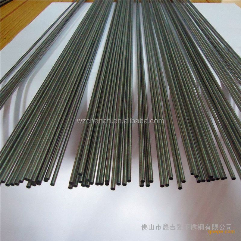 201 / 202 / 304 / 316 / 316L Capillary Welded Stainless Steel Pipes