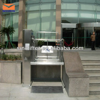 wheelchair hospital patient lift