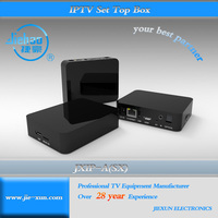 High Quality Android system STB use for IPTV Turn-Key system best iptv set top box