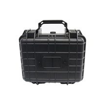 waterproof hard plastic tool case