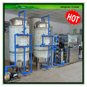 2000L/H Reverse Osmosis water treatment system