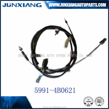 Auto spare parts push pull cable assemblies for Korea cars control cable