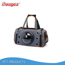 2017 New design Soft Sided Pet Carrier Handbag Airline Travel Approved carrier bag with mat for cat dog puppy