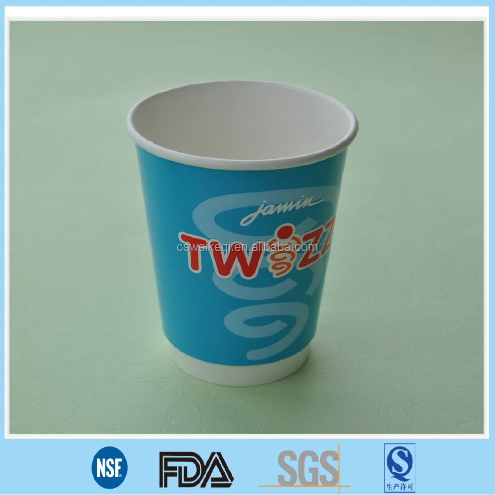 12oz insulated double wall coffee cup /disposable catering hot paper cup/hot drinks paper cups with lids