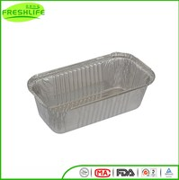 Cheap price custom aluminum foil container retail sale foil container