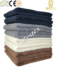 100% Cotton Quality Quick dry Anti-bleach Terry hair salon towel