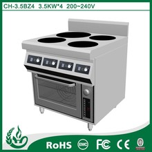Induction restaurant appliance stoves induction range cooker
