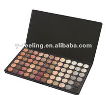 2012 Hot wholesale Professional 72 Color warm Eyeshadow makeup Palette XW72