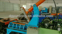 Automatic Tire Block Making Machine/tire recycling machine